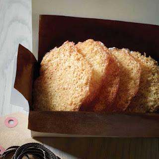 Crispy Coconut Wafer
