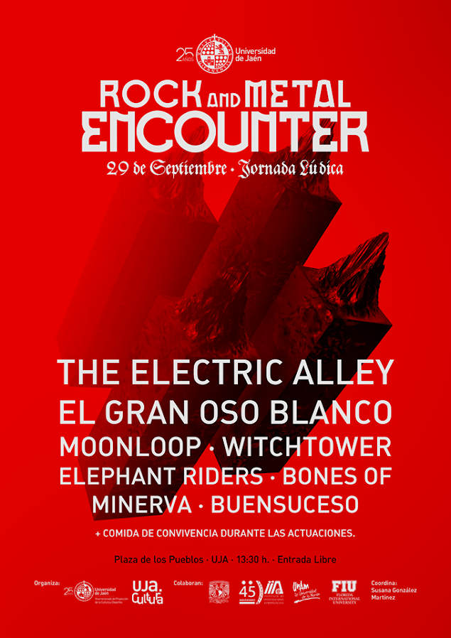 rock and metal encounter 2018