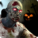 Real zombie hunter - FPS Sniper shooting Game icon