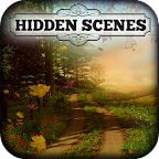 Hidden Scenes - Autumn Garden