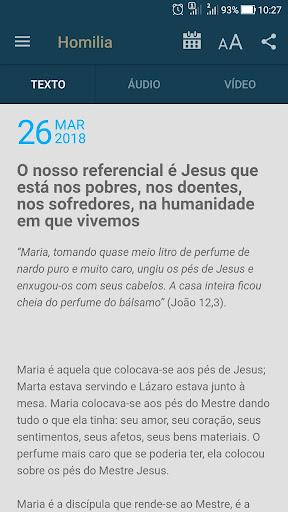 Liturgia Diária - Canção Nova 3.0.2 screenshots 6