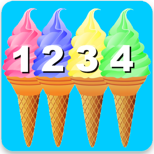 Learn Numbers With Ice Cream