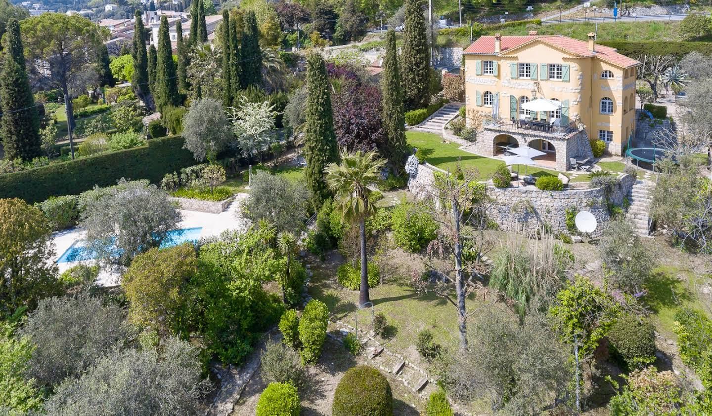 Maison avec piscine et jardin Châteauneuf-Grasse