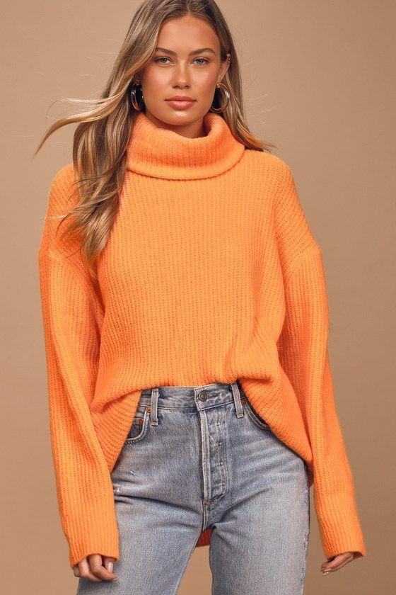 Màu cam và những cách phối quần áo cho mùa thu