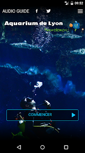 Audio Guide Aquarium de Lyon- screenshot thumbnail