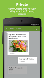 Burner - Smart Phone Numbers 3 5 4 APK for Android