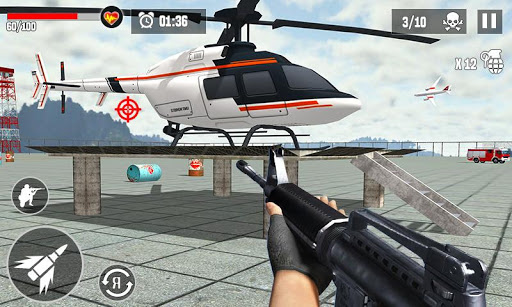 Anti-Terrorist Shooting Mission 2020 modavailable screenshots 4