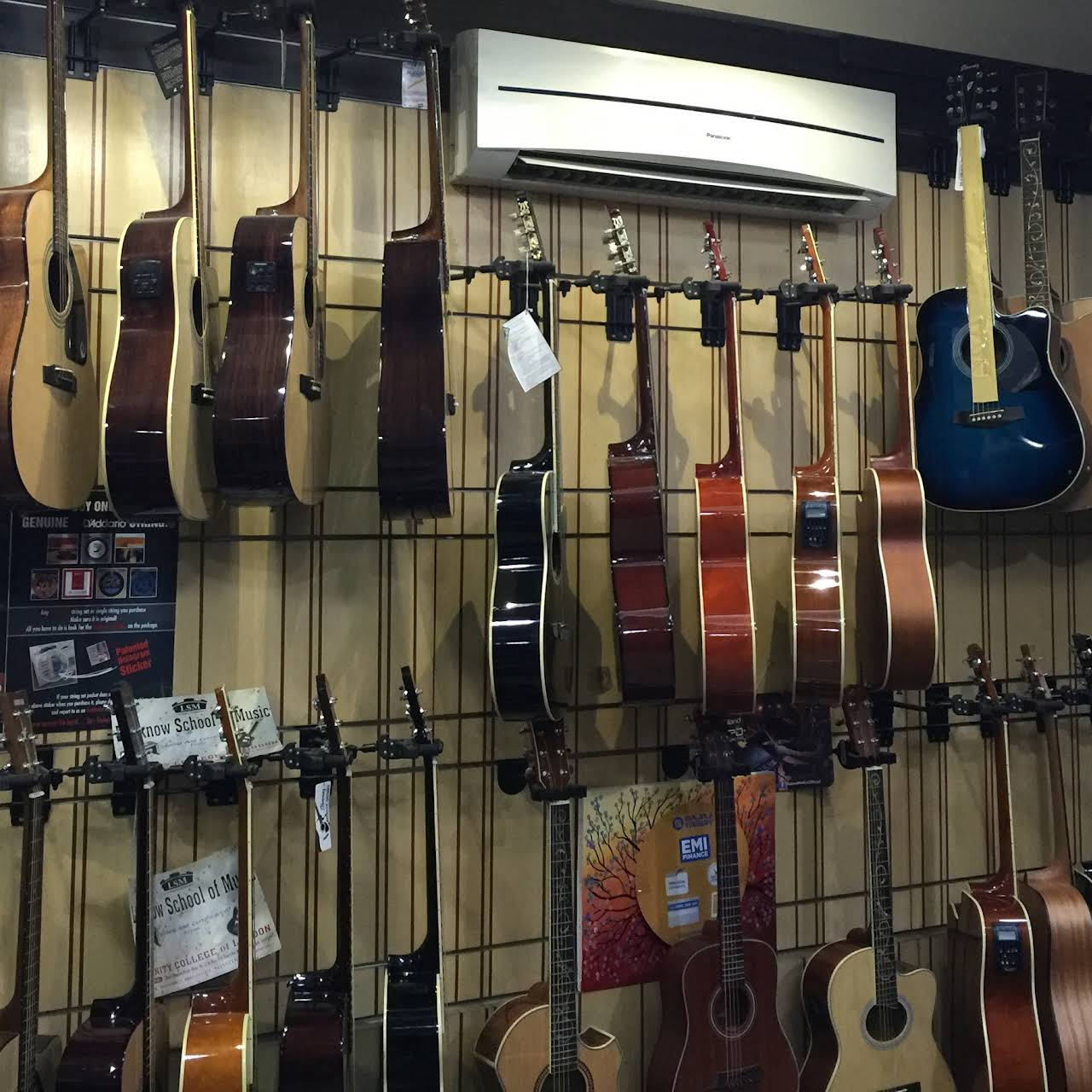 guitarwala alfa link vision - musical instrument store in lucknow