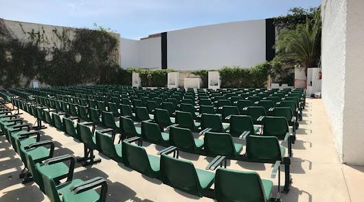 Vuelve el cine bajo las estrellas en las Terrazas de Aguadulce