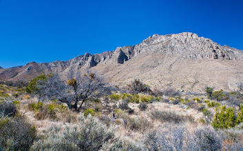 Photo: Guadalupe Mountains National Park