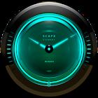 MINOR Laser Clock Widget icon