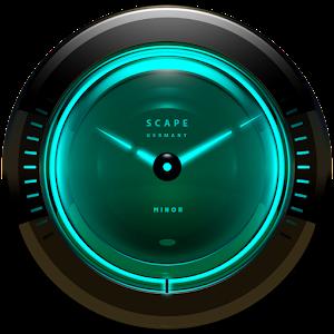 MINOR Laser Clock Widget APK Cracked Download