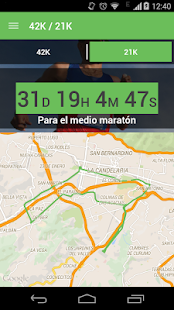 Maratón CAF- screenshot thumbnail