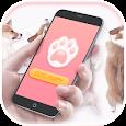 Cute Puppy theme icon