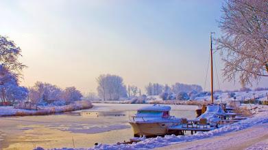 Photo: Landschappen Winter Foto: Henk van Schie.
