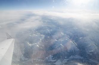 Photo: flying over Italian Alps