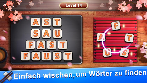 Wort Sushi - screenshot