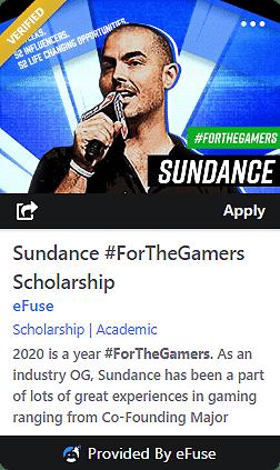 Sundance Scholarship