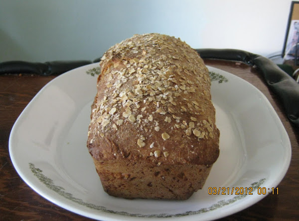 Brown Sugar Oatmeal Bread Recipe