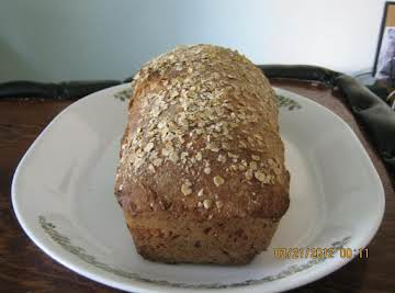 Brown Sugar Oatmeal Bread