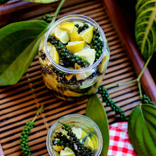 Fresh Green Peppercorns Recipes.