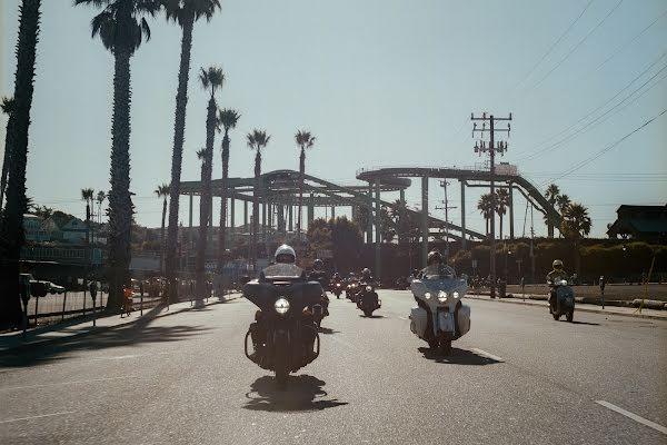 Mulheres motociclistas nos EUA