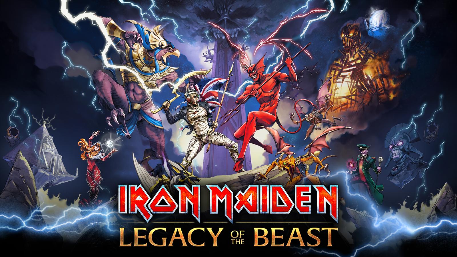 Maiden: Legacy