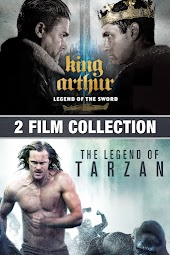 King Arthur & Legend of Tarzan Bundle