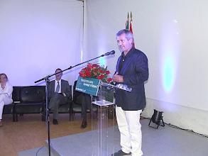 Photo: Rui Correia, fez no passado sábado a apresentação pública da sua candidatura à presidência da Câmara das Caldas da Rainha