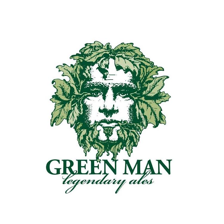 Logo of Green Man Otis Ray IPA
