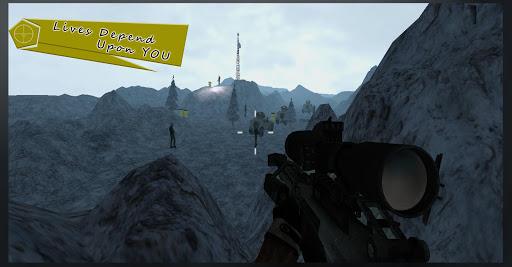 Sniper: U.S Phantom of Borders
