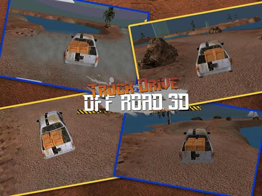 卡车驾驶越野3D