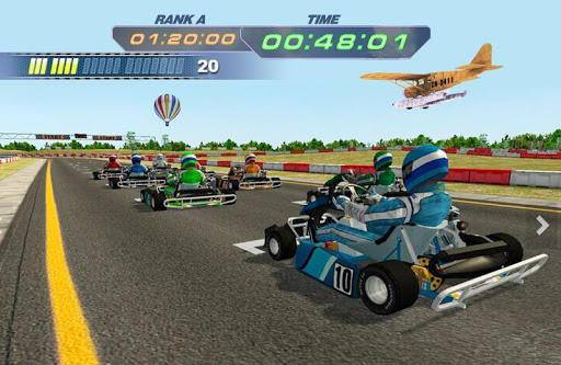 卡丁车:冲向云霄|玩賽車遊戲App免費|玩APPs