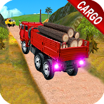 Cargo truck drive sim Icon