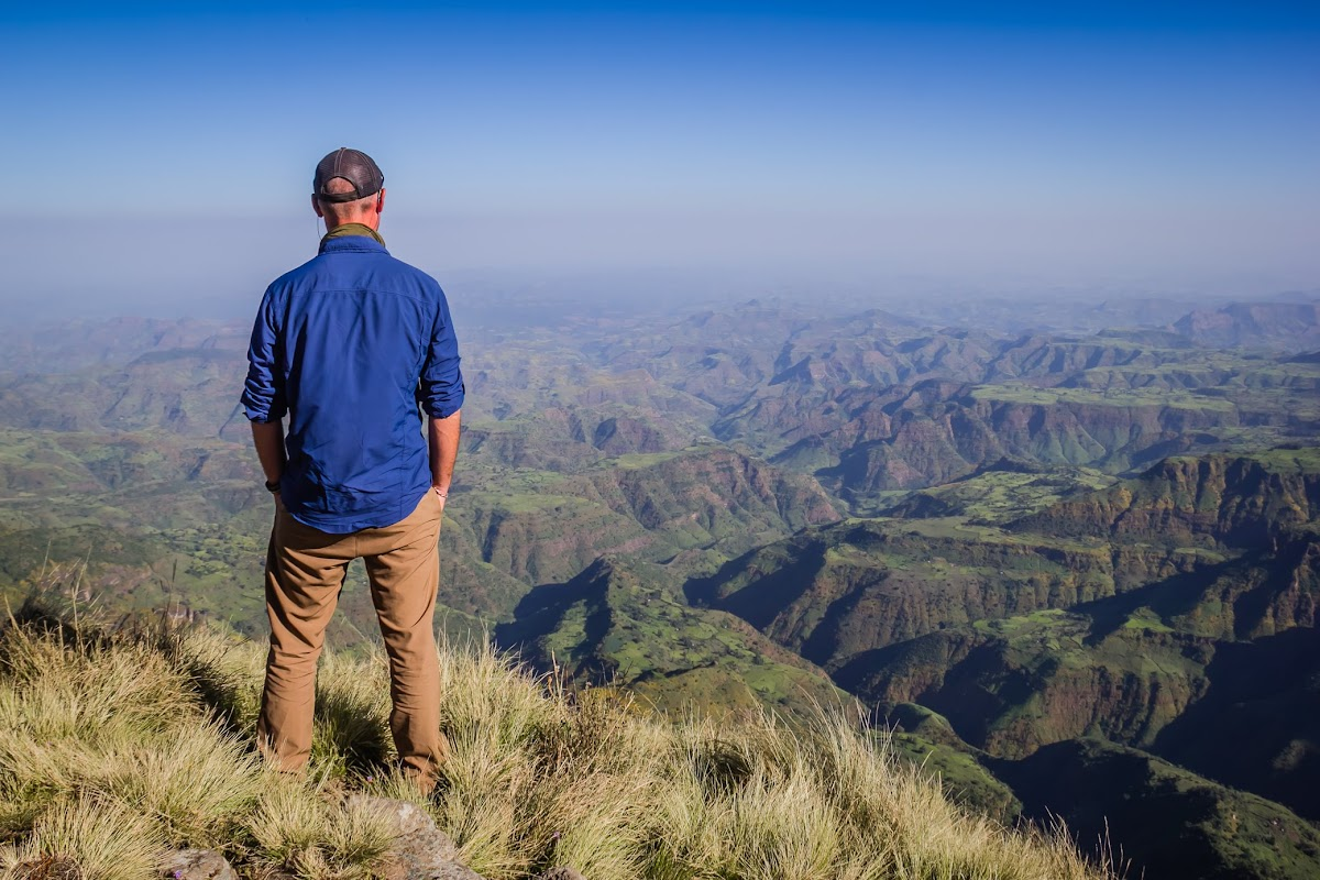 Treks Mountains in Africa // Ethiopia Simien Mountains Divergent Travelers
