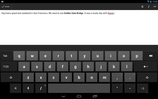 Blogger  screenshot 7