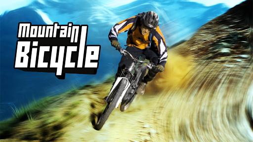 Mountain Bicycle Simulator 2D