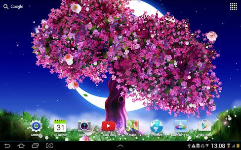 Cherry Blossom Live Wallpaper 5