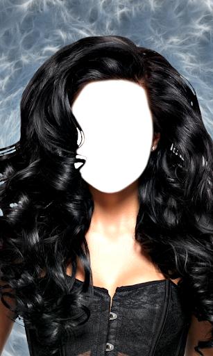 玩免費攝影APP|下載女人髮型的照片蒙太奇 app不用錢|硬是要APP