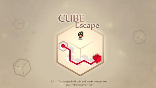 Cube Escape screenshot 1