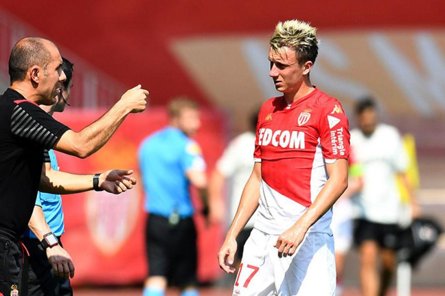 Головина признали лучшим игроком матча Монако - Ним