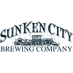 Logo for Sunken City Brewing Company