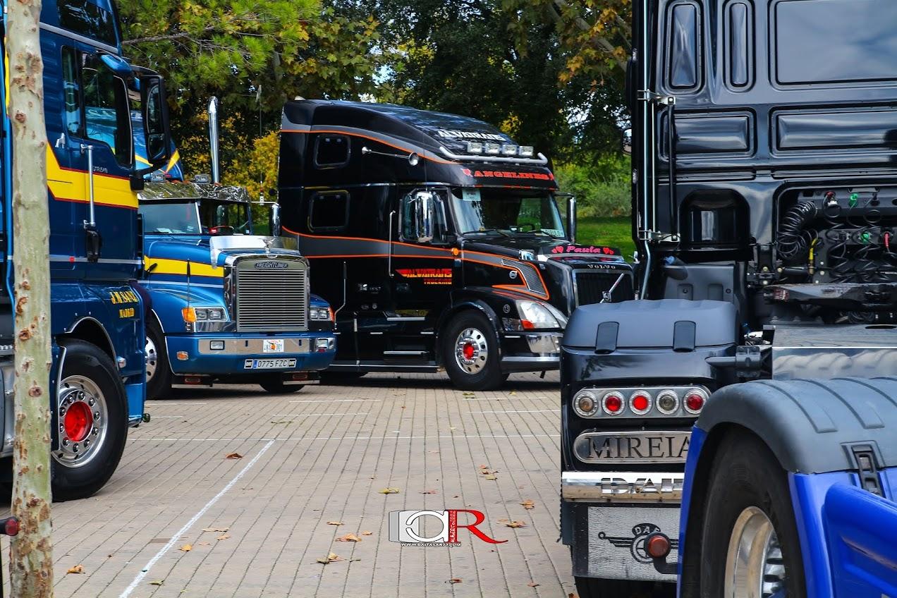 Concentracion Camiones Talavera 2018