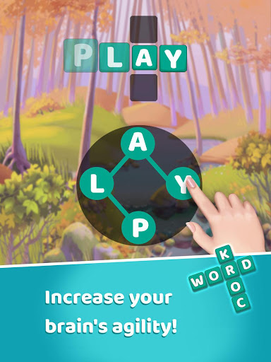 Crocword: Crossword Puzzle Game android2mod screenshots 12