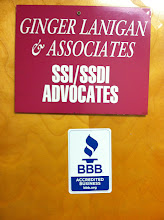 Photo: Ginger Lanigan & Associates, Inc. in Brockton, MA proudly displaying their BBB Accreditation