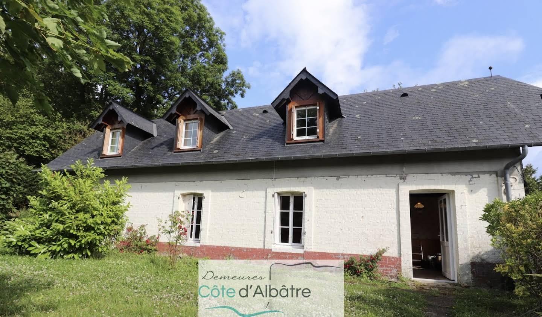 Maison avec terrasse Quiberville
