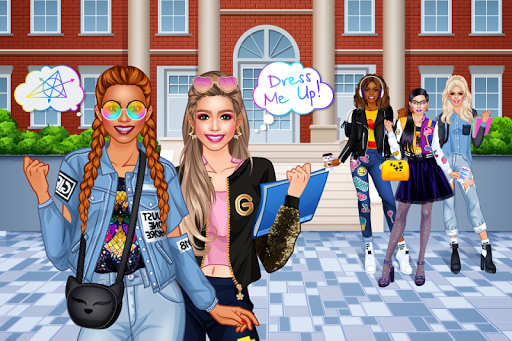 College Student Girl Dress Up  screenshots EasyGameCheats.pro 1