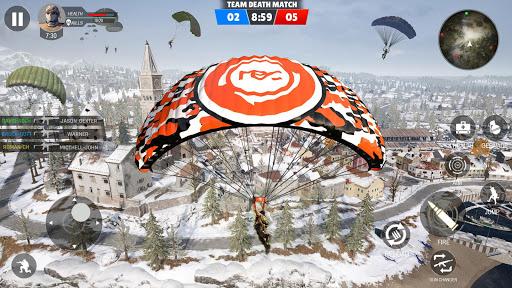 Nouveaux jeux de tir multijoueurs modernes FPS 5v5  APK MOD (Astuce) screenshots 1