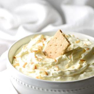 Coconut Cream Pie Dip Recipe