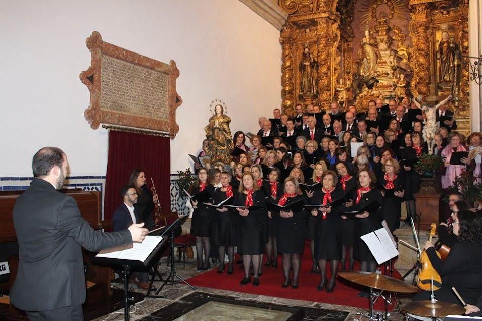Concerto oferecido pela Misericórdia de Lamego enaltece espírito natalício